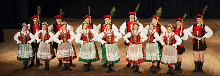 Songs and dances from the region of Cracow